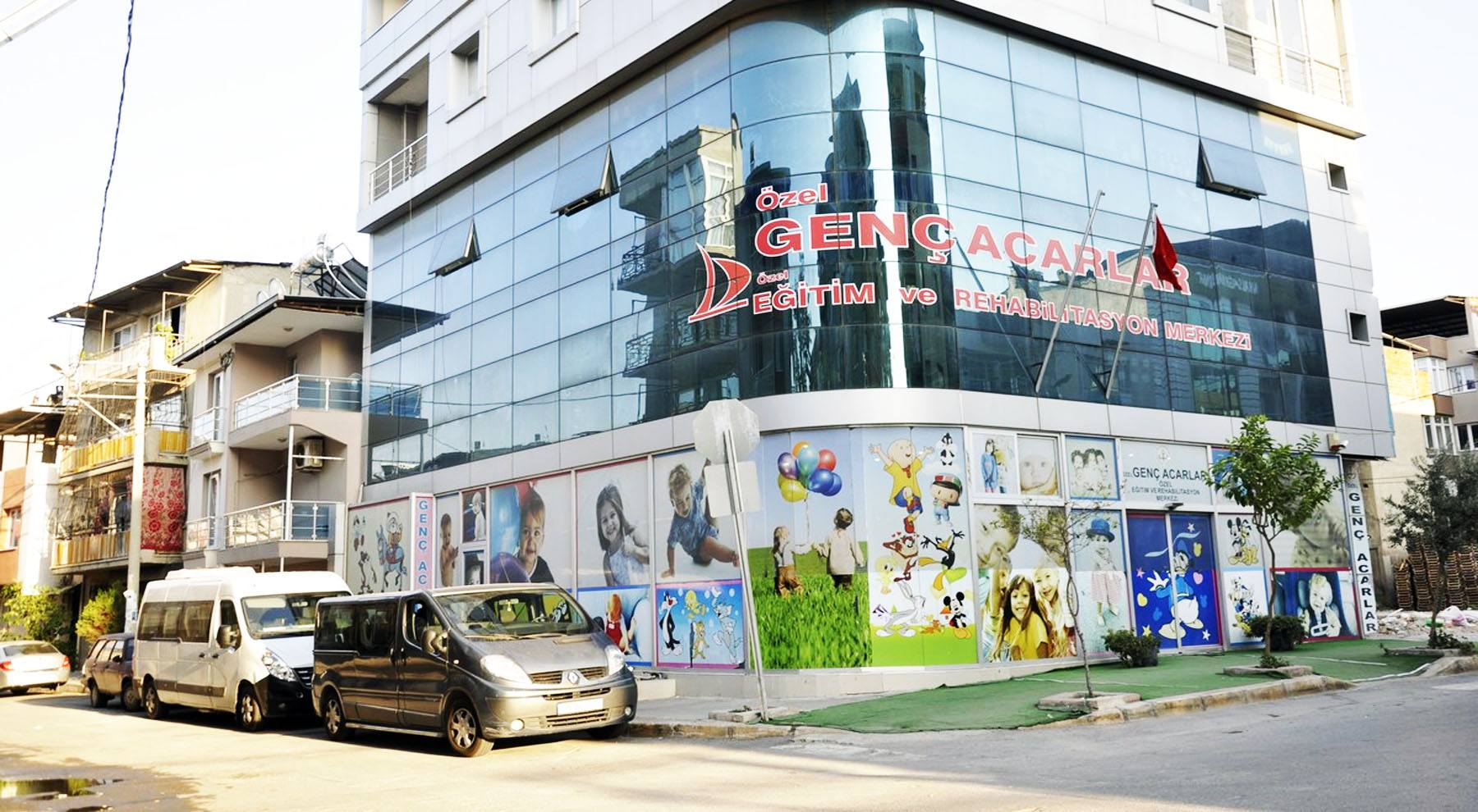 İzmirde Özel Eğitim ve Rehabilitasyon Merkezi